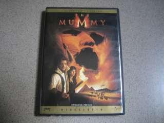 THE MUMMY DVD MOVIE TITLE (5/6 SALE)