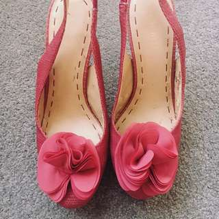 Rose Pose Shoes