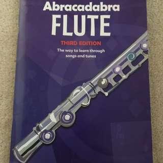 Flute Music Book