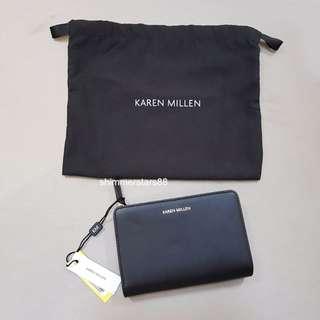 💜 Authentic Karen Millen leather wallet