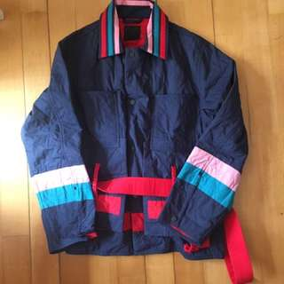 Craig Green Diamond Quilted Jacket