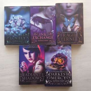 Wicked Lovely series by Melissa Marr