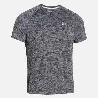 我最便宜*全新正品 現貨 Under armour UA TECH DRY FIT 訓練 排汗衣 健身 非Nike adidas