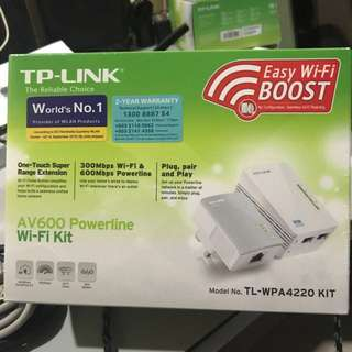 Tp link powerline wifi edition