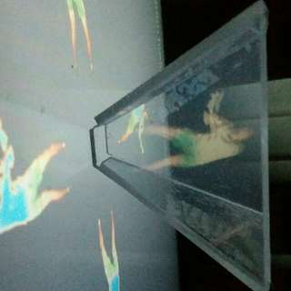 view hologram