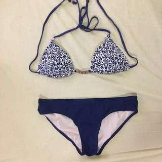 Anemone Bikini Top and Bottom
