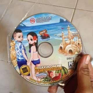 Megaxus CD Ayodance