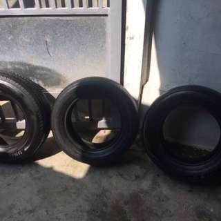 "16"" Tires (Bridgestone, Goodyear, Yokohama)"