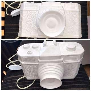 Camera design lamp