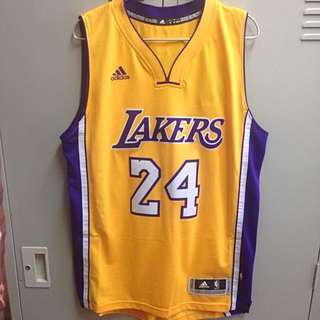 BRYANT LAKERS JERSEY