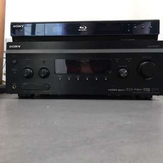 Sony Blu-Ray Player BDP-S550