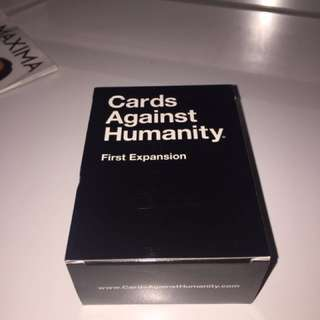 Brand New Cards Against Humanity - First Expansion