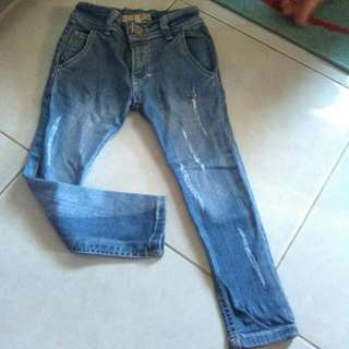 Jeans Anak Sz 6