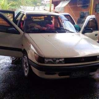 Car for sale Mitsubishi Lancer EL '89 🚘