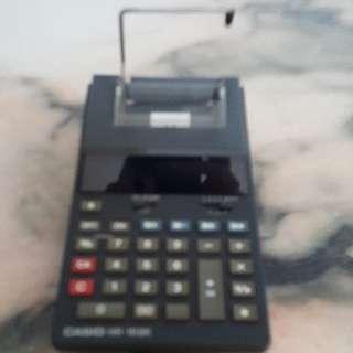 Casio HR-16BK Calculator