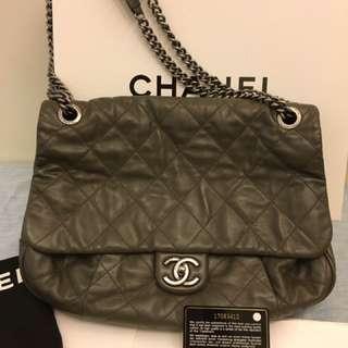 Chanel jumbo bags 香奈兒雙背包