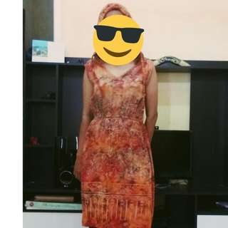 Sasaku Dress allsize