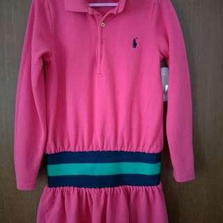 Polo Ralph Lauren long sleeves dress