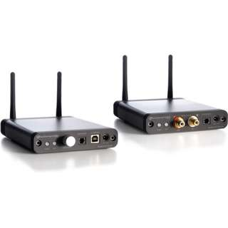 Audioengine D2 24-bit Wireless Digital-to-Analog Converter