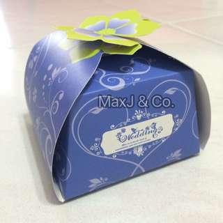 Wedding Favors Gift Box