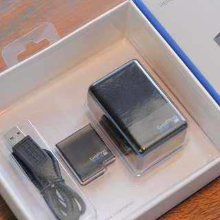 GoPro HERO5 雙電池充電器+ 電池 1220mAh AADBD-001 原廠貨