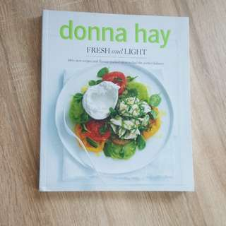 Donna Hay Fresh and Light Cookbook