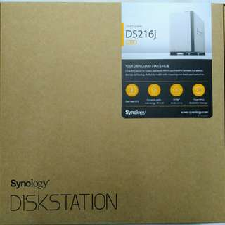 Synology DS216j $1500