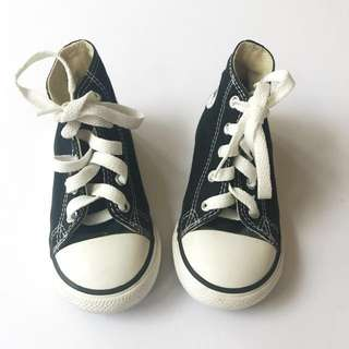 Authentic Converse High Cut for Toddlers