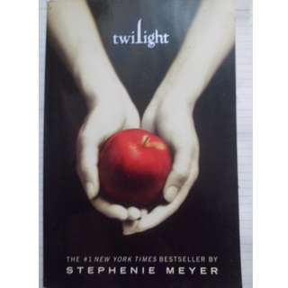 Twilight: Twilight, Book 1 (Stephanie Meyer)