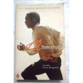 12 Years A Slave (Solomon Northup)