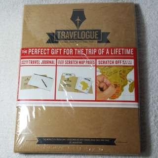 Travelogue - travel journal