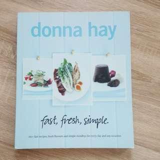 Buku resep Donna Hay : Fast, Fresh, Simple