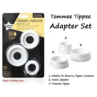 Tommee Tippee Express & Go 吸奶器轉接環