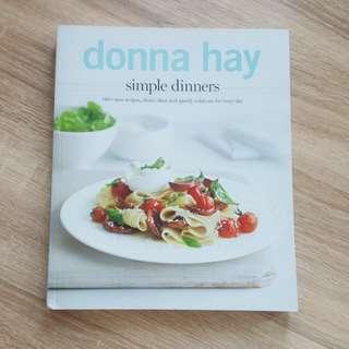 Buku resep Donna Hay : Simple dinner