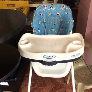 Graco Highchair REPRICED