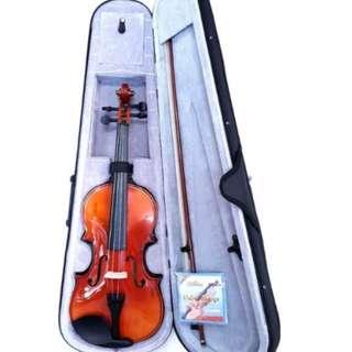 mozart violin
