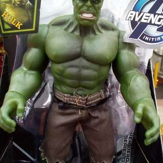 Hulk In The House..8inci Tinggi.(new)