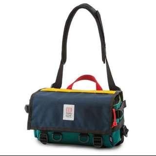 Topo Design Field Bag