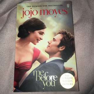 ME BEFORE YOU SOFT COVER