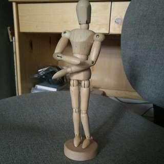 wooden model #sellme1111