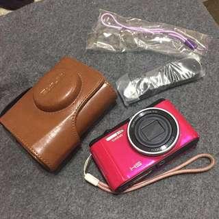 CASIO EX-ZR 1500 Camera (accessories included)