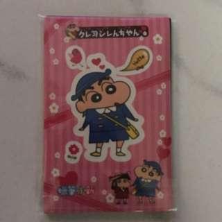 Instax Shin Crayon Stickers