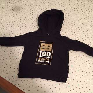 Bonds hoodie