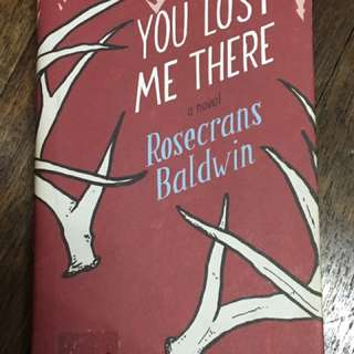 You lost me there by: rosecrans baldwin