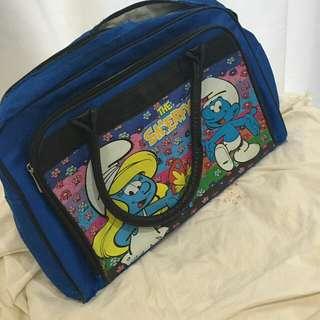 [TURUN HARGA] Smurf Sporty Bag