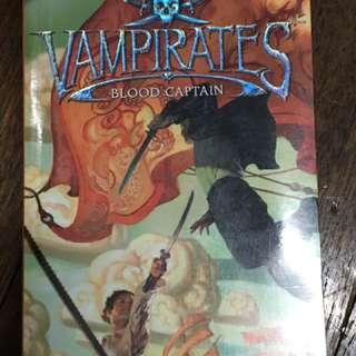 Vampirates by: Justin somper