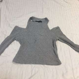 Size 8 Luka grey top