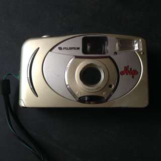 Pocket Kamera Fujifilm Hip Analog Film