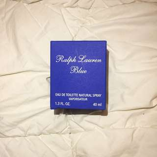 Ralf Lauren Blue fragrance for women