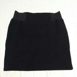 Valley girl Black Skirt